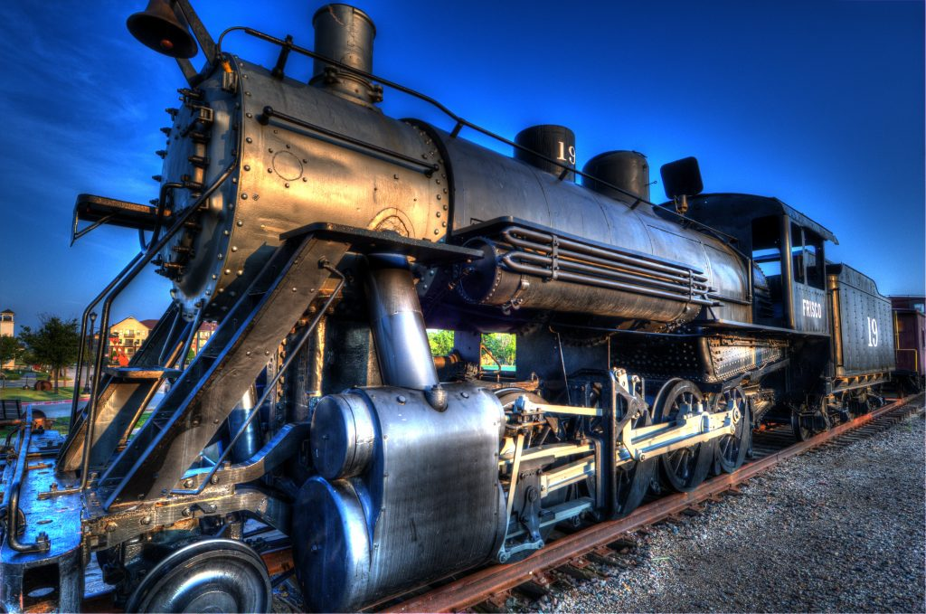 Frisco Locomotive 19 (1)